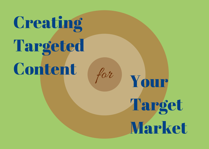 Creating Targeted Content