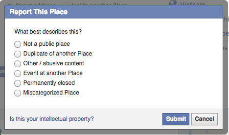 Facebook Intellectual Property